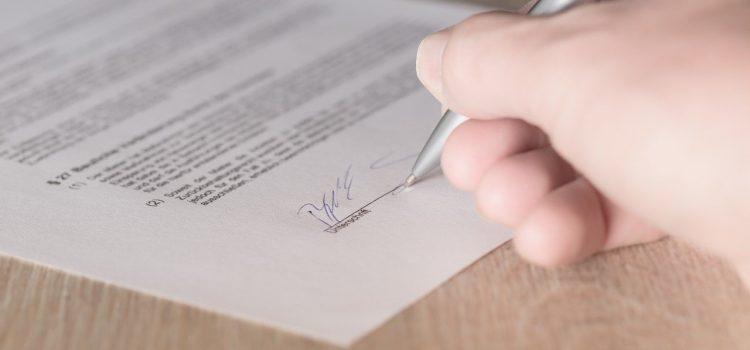 Hợp đồng ký lúc say sỉn có hiệu lực không?